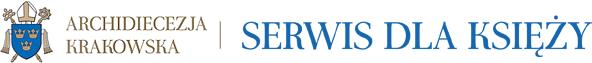 Serwis dla księży Archidiecezja Krakowska Logo
