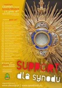 Modlitwa za synod