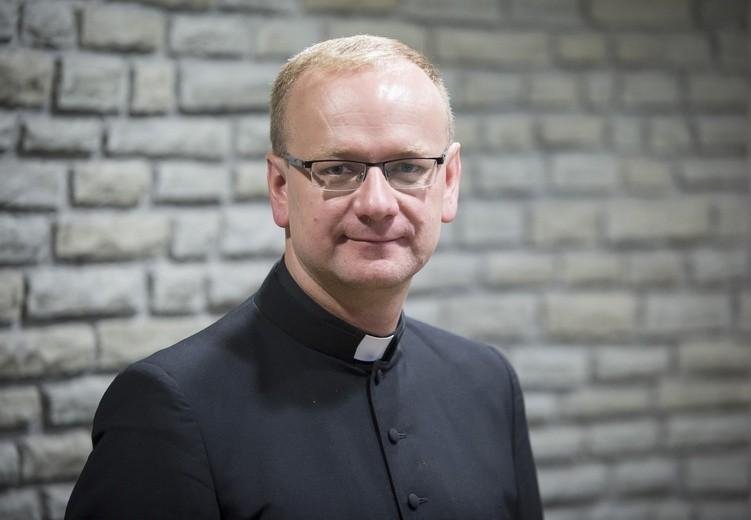Kopia z Rekolekcje dla studentów – ks. Wojciech Węgrzyniak