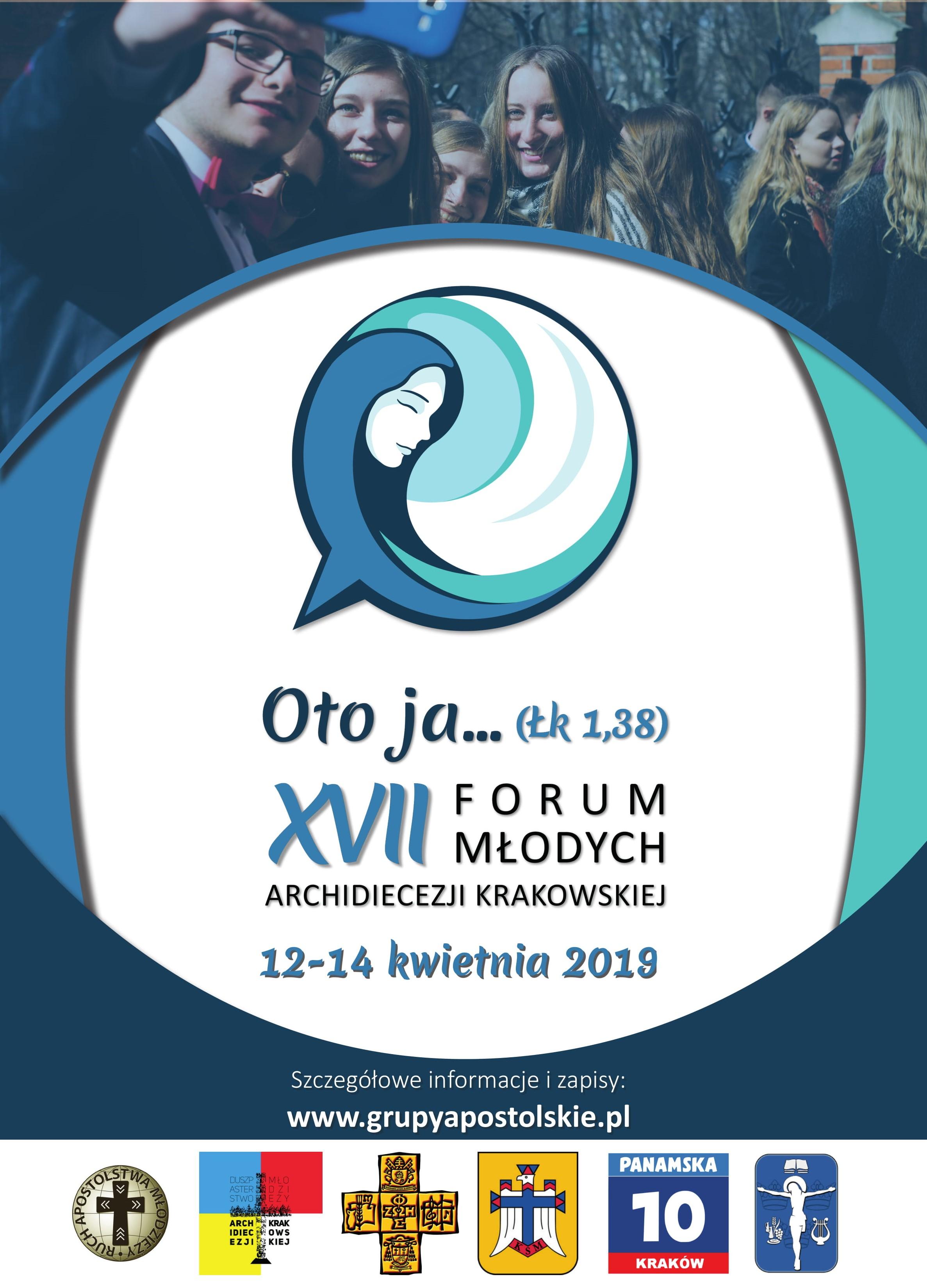 Forum Młodzieży Archidiecezji Krakowskiej
