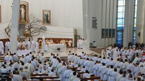 Kopia z Msza Krzyżma Świętego – informacje dla kapłanów