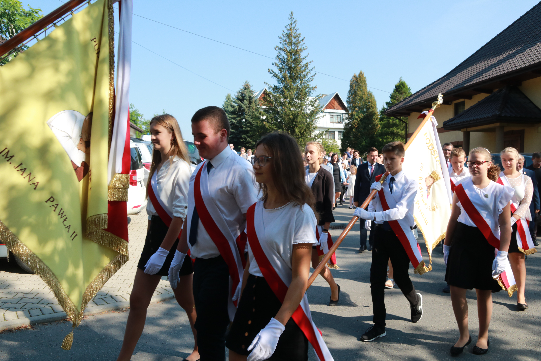 Msza św.na rozpoczęcie roku szkolnego 2019/2020