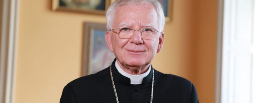 List pasterski abp. Marka Jędraszewskiego na Wielki Post 2020 roku